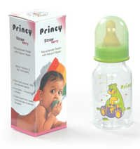 PP Baby Feeding Bottles with Handles