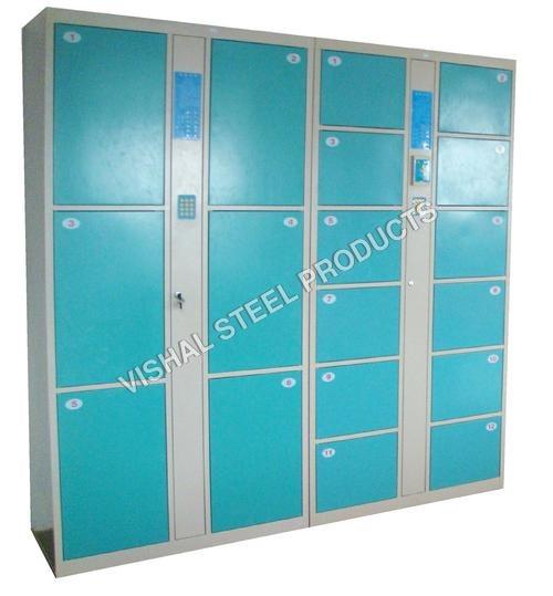 Electronic Locker Units