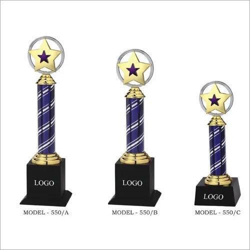 Metal Star Trophies