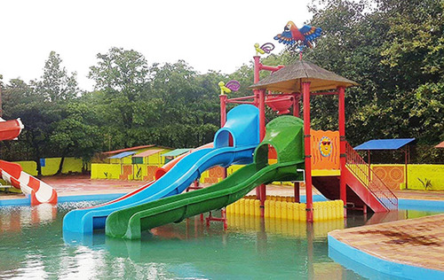 Water Play System Platform