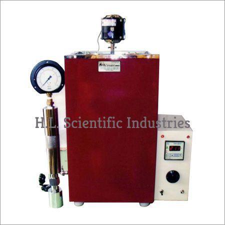 .Reid Vapour Pressure Test Apparatus.