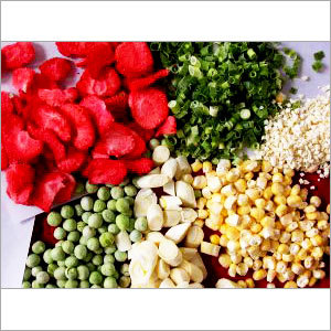 Freeze Dried Vegetables - Manufacturers & Suppliers, Dealers