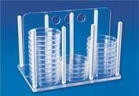 RACK FOR PETRI DISH (Disposable)