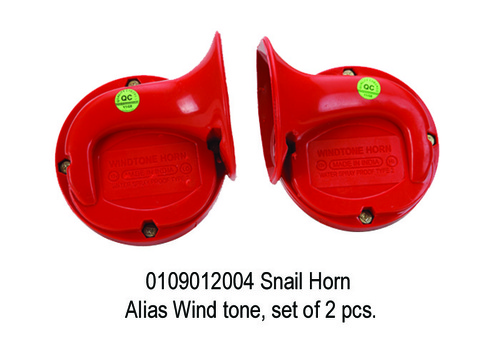 Wind Tone Plastic Body (Set)