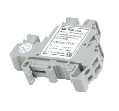Combination of 1-pole coarse and fine surge protection for DM-006/J z DS