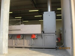 Large Poultry Waste Incinerator