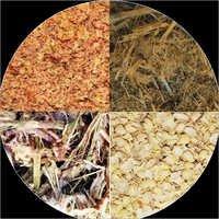 Biomass Briquettes Raw Materials
