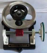 Worm & Worm Wheel