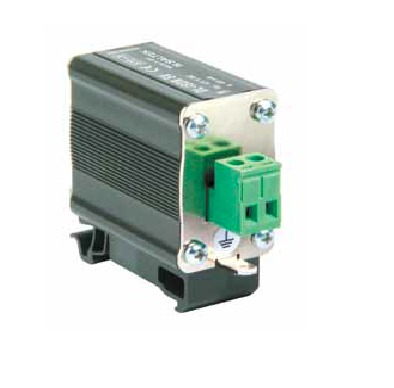 Surge arrester for telecommunications Efficient protection for ISDN