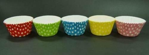 Polka Baking cups