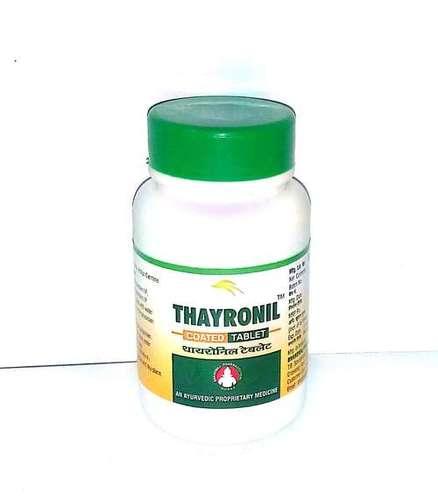 Ayurvedic Hypothyroidism Tablet