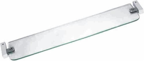 GLASS SHELF SQUARE