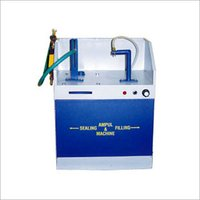 Ampoule Filling & Sealing Machine