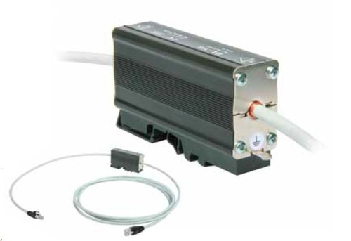 Surge arrester for Ethernet Cat. 6