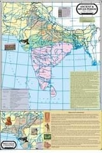Ancient Aryan Period Map