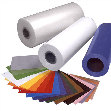 Colored Polypropylene Sheets