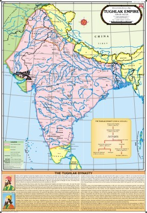 Indian History Through Maps