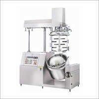 Vacuum Homogenizer Mixer