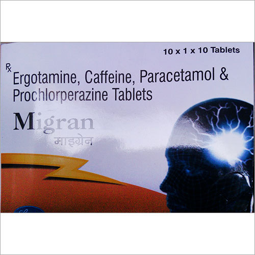 Ergotamine Tablets