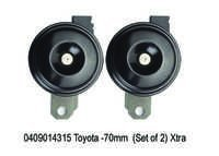 Toyota -70mm, Set of 2 Pieces, Xtra