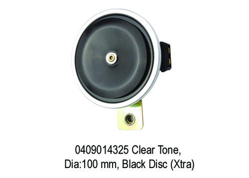 Clear Tone, Dia100 mm, Black Disc (Xtra)