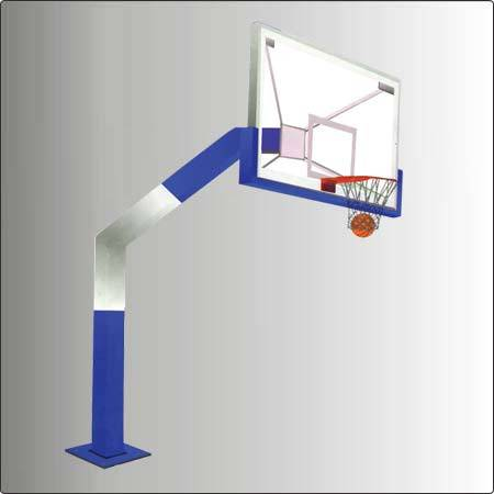 Umbrella Pattern Basketball Pole