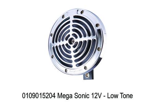 Horn Mega Sonic 12 V Low Tone