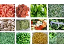 Frozen Vegetables Processing Plant