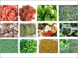 Frozen Vegetables Processing Plant