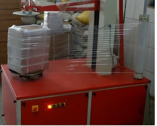 Box Stretch Wrapping Machine