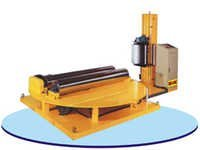 Reel Type Stretch Wrapping Machine