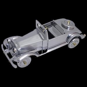 Aluminium Car Model