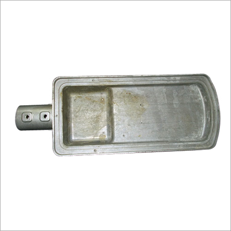 LED Street Light Housing Casting