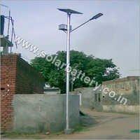 Solar Photovoltaic Street Lights