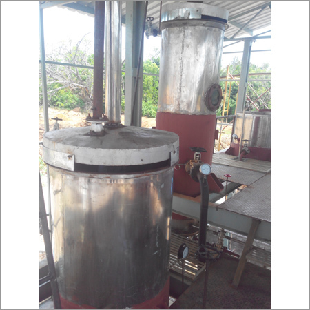 Jaggery Plant