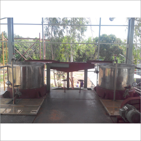 Automatic Jaggery Plant