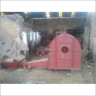 Rice Husk Blower and Pneumatic Conveying