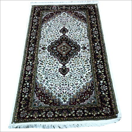 Staple Silk Carpets