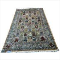 Art Silk Staple Carpets