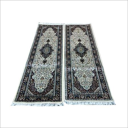Spun Silk Staple Carpets