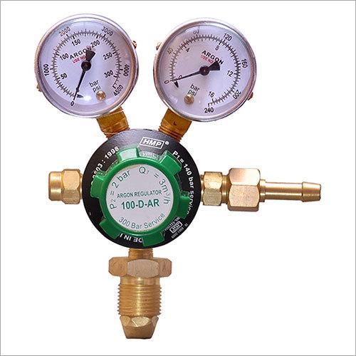 Gas Pressure Regulators- Argon