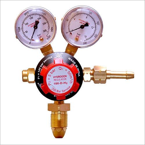 Gas Pressure Regulators -Hydrogen
