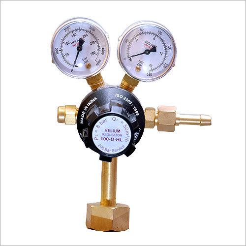 Gas Pressure Regulators -Helium
