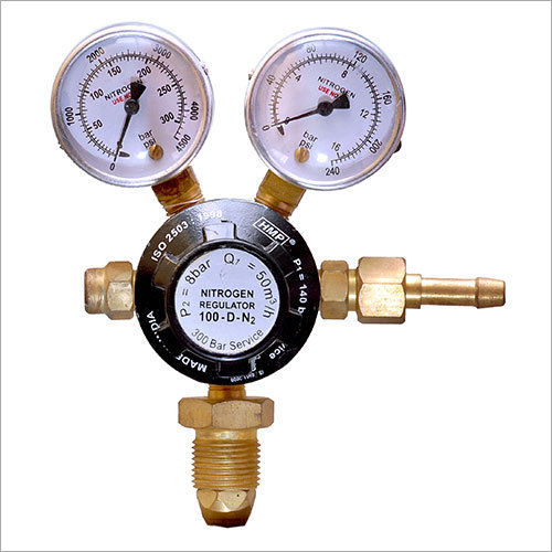 Gas Pressure Regulators- Nitrogen