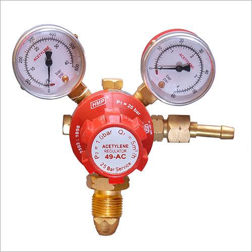 Gas Pressure Regulators- Acetylene