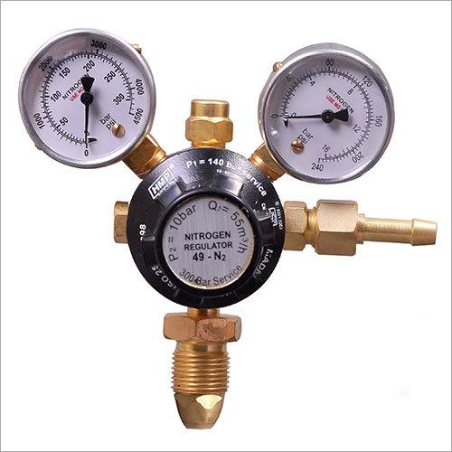 Gas Pressure Regulators- Nitrogen