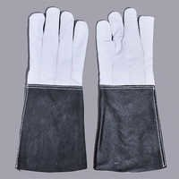 Leather Gauntlets & Mittens (Hand Gloves for Welder)