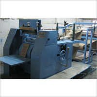 Model Automatic Paper Bag Making Machine