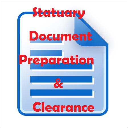 Statuary Document Preparation