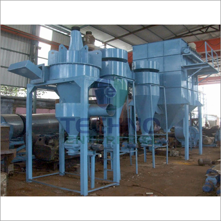 Fly Ash Classifiers